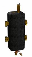 ОГС-Р-3-НГ-і  Гидравлический разделитель (стрелка) в изоляции с латунными накидными гайками