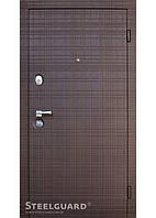 Двери входные Steelguard Scotch (Венге горизонт)