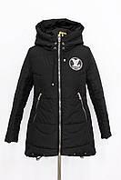 Женская куртка  весна/осень LK-1710 Черный