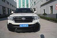 Обвес WALD на Toyota Land Cruiser 200 2016