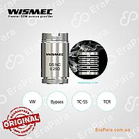 Картридж-испаритель Wismec Atomizer Head DS Dual 0.25ohm