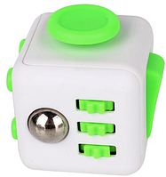 Куб-антистресс Fidget cube Green