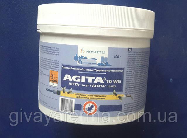 Агита 400 гр, Novartis, ОРИГИНАЛ! (от мух) Средство от насекомых, уничтожает, фото 2