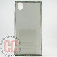 Чехол-накладка TPU для Lenovo P70 (серый)