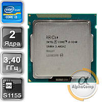 Процессор Intel Core i3 3240 (2×3.40GHz/3Mb/s1155) б/у