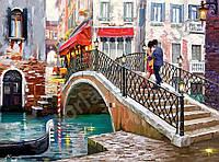 """Пазлы 2000 эл.. Castorland """"Venice Bridge"""" (14)"""