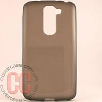 Чехол-накладка TPU для LG G2 mini D618 (черный)