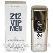 Tester Carolina Herrera 212 Vip 100 ml мужской оптом