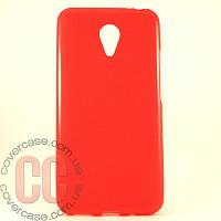 Чехол-накладка TPU для Meizu M2 Note(красный)