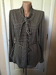Блуза   женская  цветная длинный рукав  Rinascimento