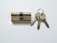 Цилиндр для замка CVL, 60мм (30х30)ключ/ключ