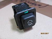 Выключатель кнопка противотуманных фар 2108, 2109, 21099, 1102, 1103, 1105