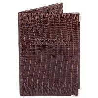 Женская кожаная обложка для паспорта canpellini (КАНПЕЛЛИНИ) shi142-10laz