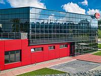 Алюминиевые фасадные системы Ponzio