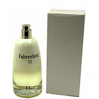 Мужские тестеры духов Christian Dior Fahreniet 32 100 ml