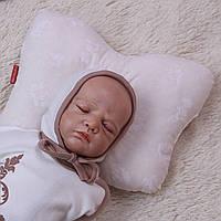 """Детская подушка """"Ангелочки"""" для новорожденных"""