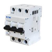 Автоматический выключатель EATON (MOELLER) PL4-C63/3