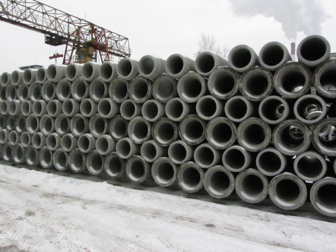 Трубы железобетонные безнапорные центрифугированные ТБ 50.50-3