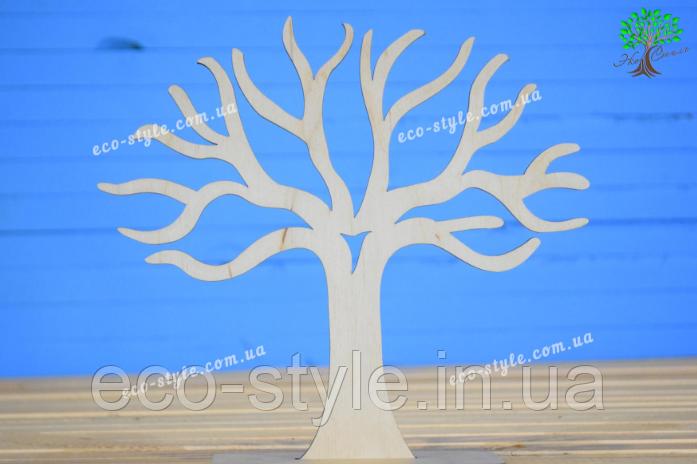 Дерево для пасхальных заготовок