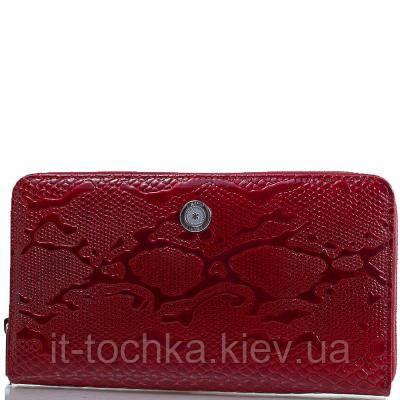 Женский кожаный кошелек karya (КАРИЯ) shi1118-019