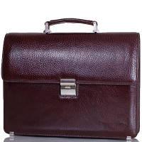 Портфель мужской кожаный  desisan (ДЕСИСАН) shi2005-019-10fl