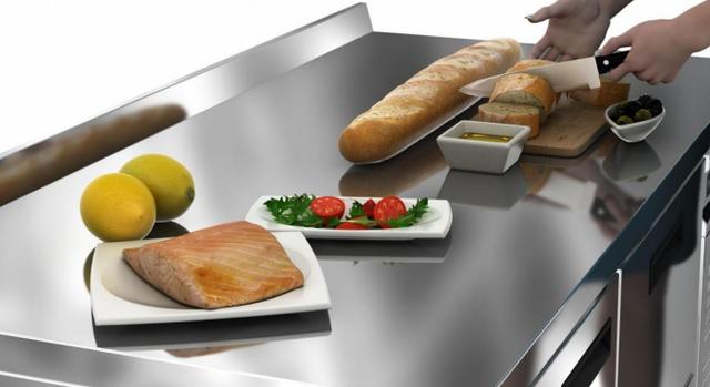 Холодильные столы Modern-Expo, Scan