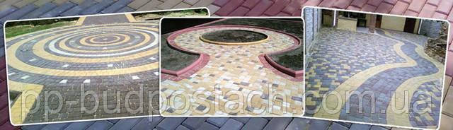 Переваги використання тротуарної плитки