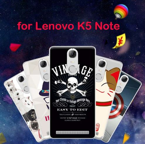 Чехол для Lenovo A7020 / Vibe K5 Note с картинкой - купить по лучшей цене в  Харькове от компании