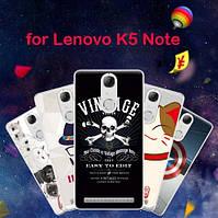 Чехол для Lenovo A7020 / Vibe K5 Note с картинкой