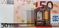 Открытка для денег без надписи , 68