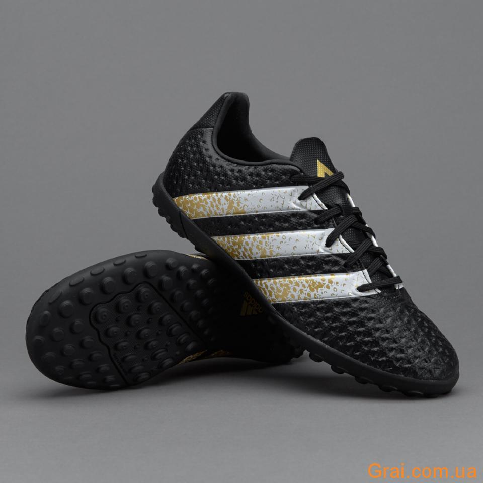 Обувь для футбола (сороканожки)  Adidas ACE 16.4 TF