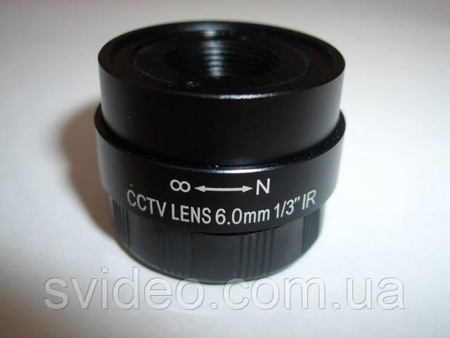 Какой выбрать объектив для камеры видеонаблюдения?