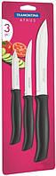 Tramontina Athus Набор ножей 3 шт (23099/084)