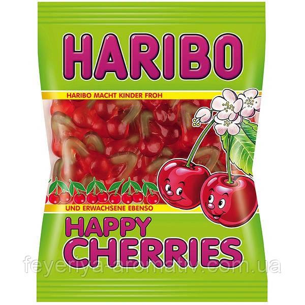 Желейные конфеты Haribo Happy Cherries 200гр. (Германия)