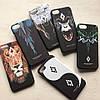 Пластиковый чехол Marcelo Burlon тигр для iPhone 7, фото 3