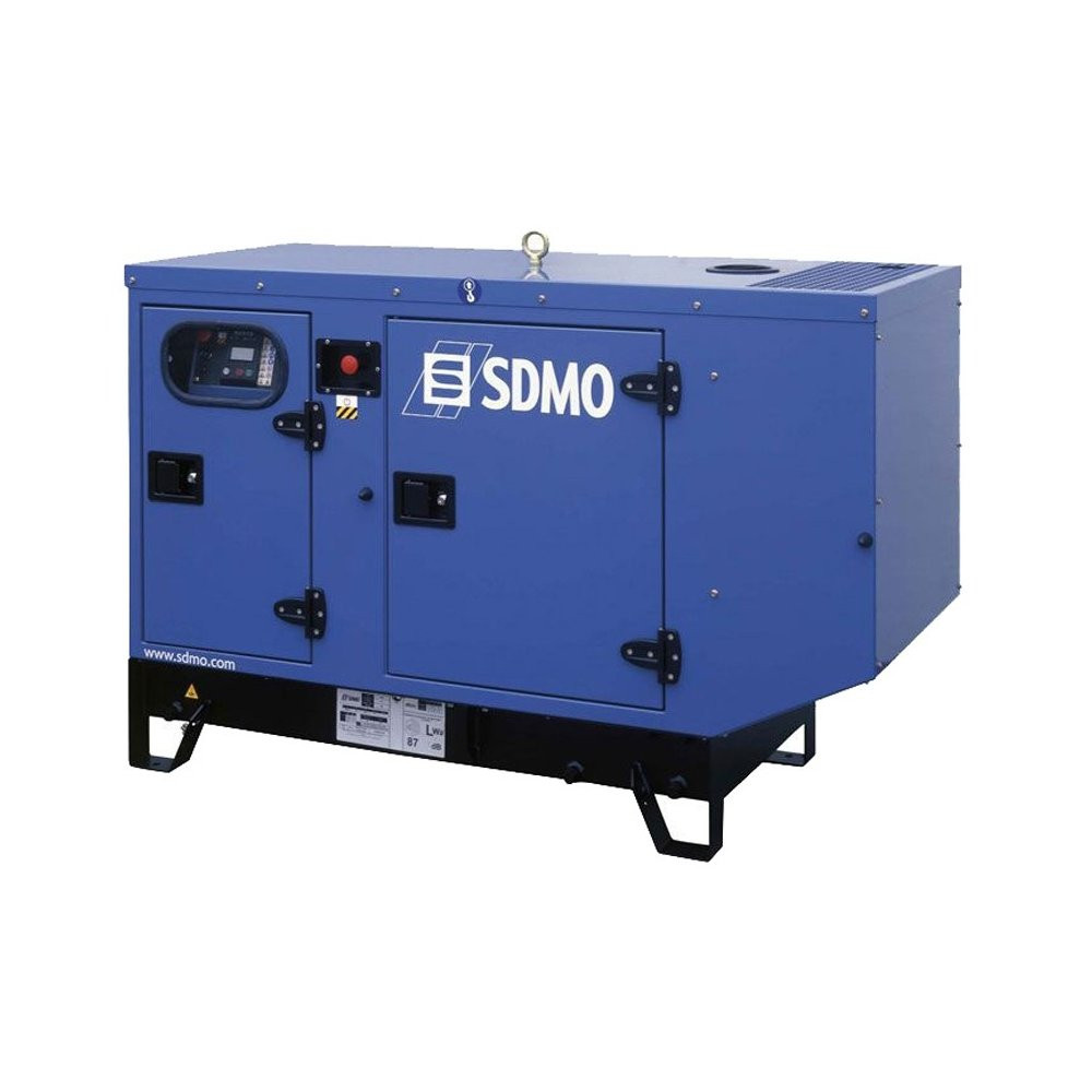 Дизельные генераторы SDMO K 17 M