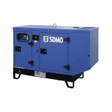 Дизельные генераторы SDMO K 17 M, фото 2