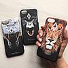 Пластиковый чехол Marcelo Burlon обезьяна для iPhone 7, фото 2