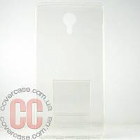 Чехол-накладка TPU для Meizu M3 Max (прозрачный)