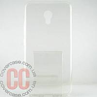 Чехол-накладка TPU для Meizu M5 (прозрачный)
