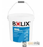 BOLIX SIG KOLOR (Польша) Грунтующий препарат под силиконовые и силиконо-акриловые, силиконо-силикатные ,25 кг