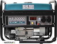 ⭐ Генератор бензиновый/газовый (3 кВт) Könner&Söhnen KS 3000-G