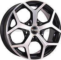 Литые диски TechLine TL721 BD 7.5x17/5x108 D67.1 ET50 (Black Diamond)