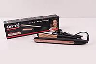 Утюжок плойка выпрямитель гофре для волос Gemei GM 2955S MS