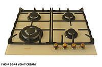 Газовая панель кремовая Fabiano FHG-R 10-44 VGH-T Cream Glass