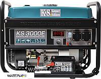 ⭐ Генератор бензиновый (3 кВт) Könner&Söhnen KS 3000E
