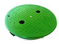 Крышка для круглого большого колодца модели Large