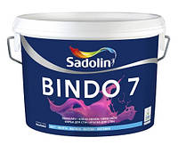 Краска Bindo 7 PROF латексная для стен, 20л.