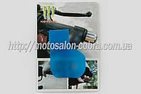 """Рычаг круиз контроля ручки газа   """"MONSTER ENERGY""""   (универсальный, синий)   """"XJB"""""""