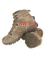 Ботинки тактические на мембране Max Fuchs Tactical Coyote Tan 18833R